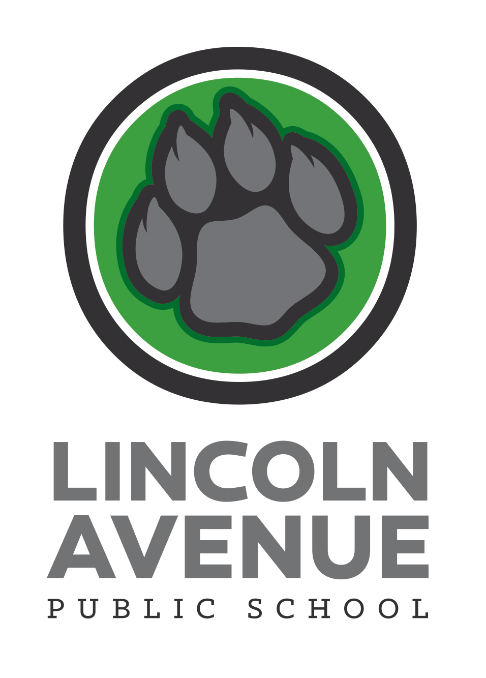 Lincoln Avenue Public School logo
